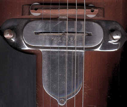 National archtop electric