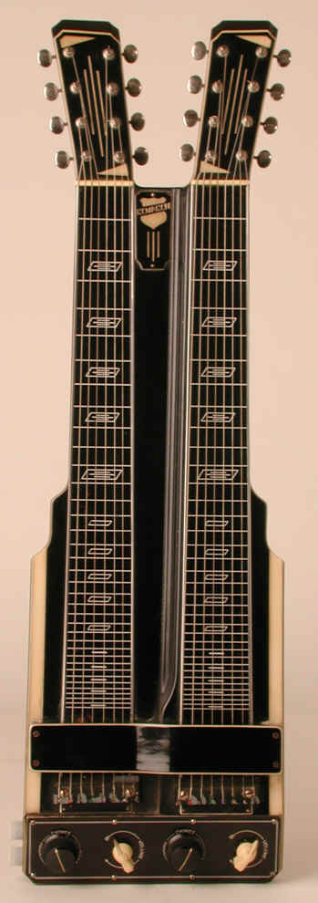 National instruments/lap_steel_double_ or triple neck lap steel console