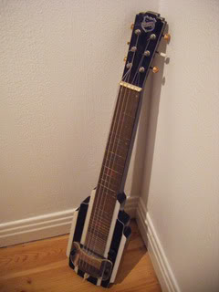 National New Yorker lap steel variant 11