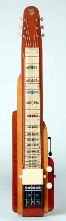 Misc national lap steel