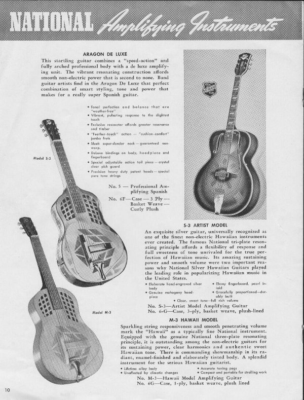 M3 tricone 1942 catalogue