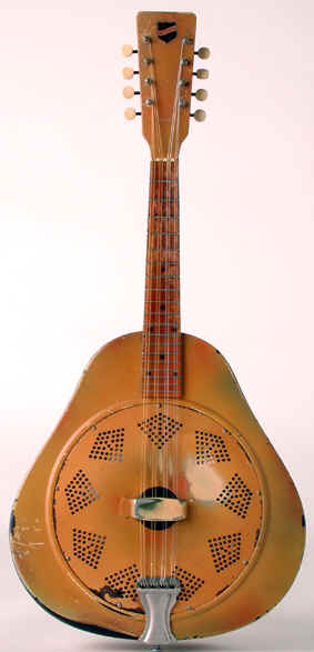 National Triolian Mandolin  pic