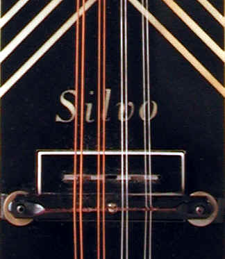 National Silvo electric mandolin pic