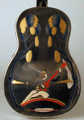 National Style 35 lute player tricone pic
