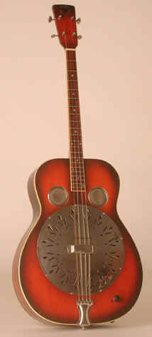 Dobro electric tenor guitar
