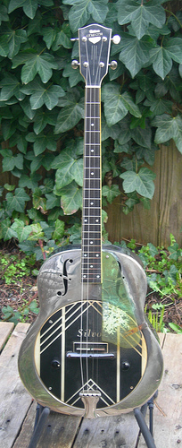 National Silvo electric Tenor pic