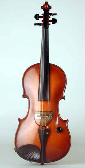 National Violectric electric violin
