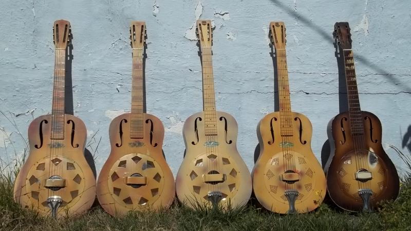 Woodies!