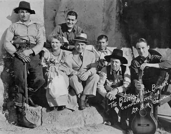 The Beverly Hill Billies with Aleth Hansen